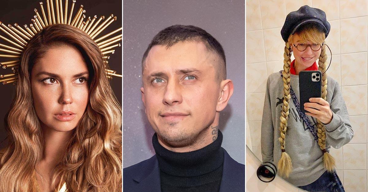 Агата Муцениеце не пожалела едких слов для бывшего мужа и его новой пассии