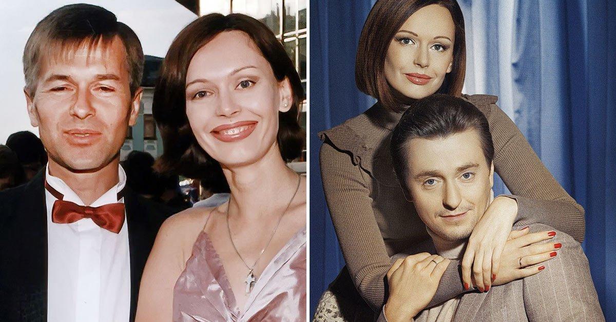актеры любившие одну женщину