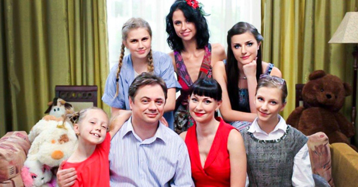актрисы из «Папиных дочек»