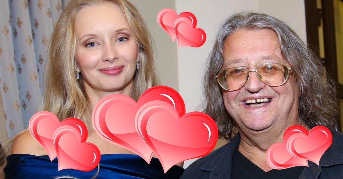Александр Градский и Марина Коташенко