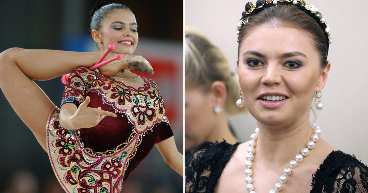 алина кабаева