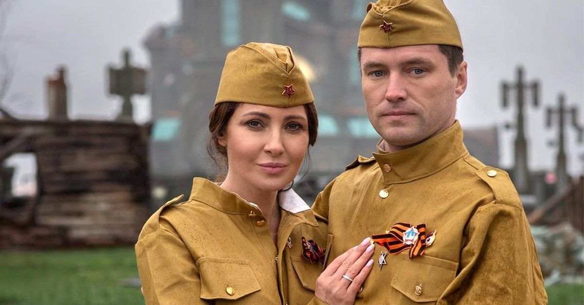 Анастасия Макеева поздравила с днем Победы