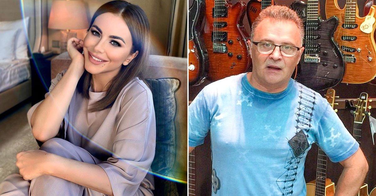 Ани Лорак про экс-продюсера