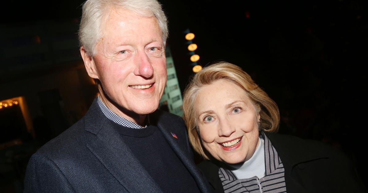билл клинтон госпитализирован