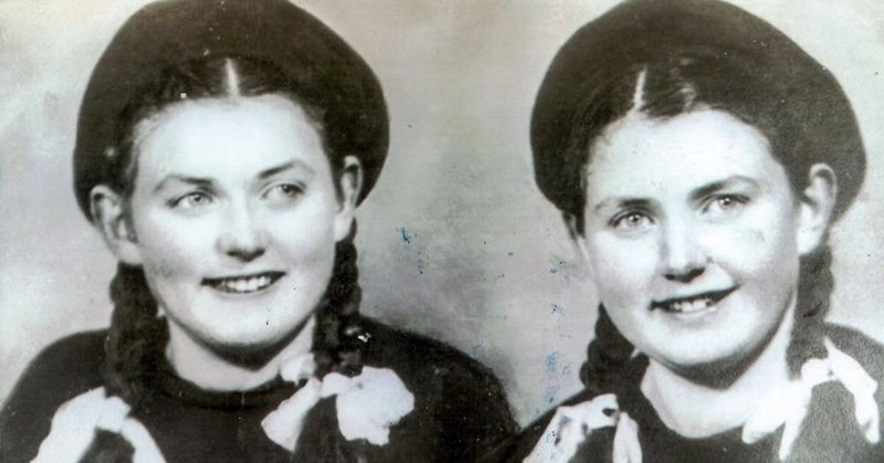 История девочек-близняшек, которые пережили эксперименты врача Менгеле в Освенциме