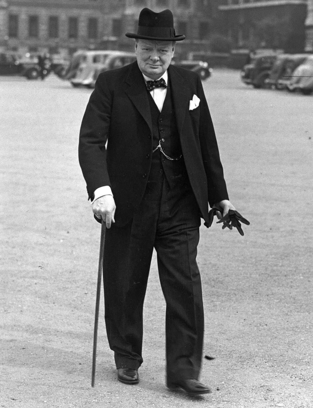 Так говорил Черчилль: 26 колкостей от самого знаменитого сэра Великобритании
