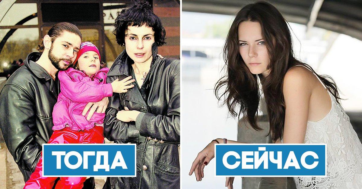Как сейчас выглядит дочь Ирины Апексимовой и Валерия Николаева