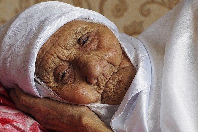 Не стало старейшей жительницы России. Ей было 123 года