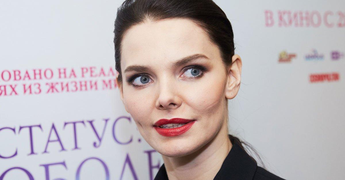 Елизавета Боярская без макияжа