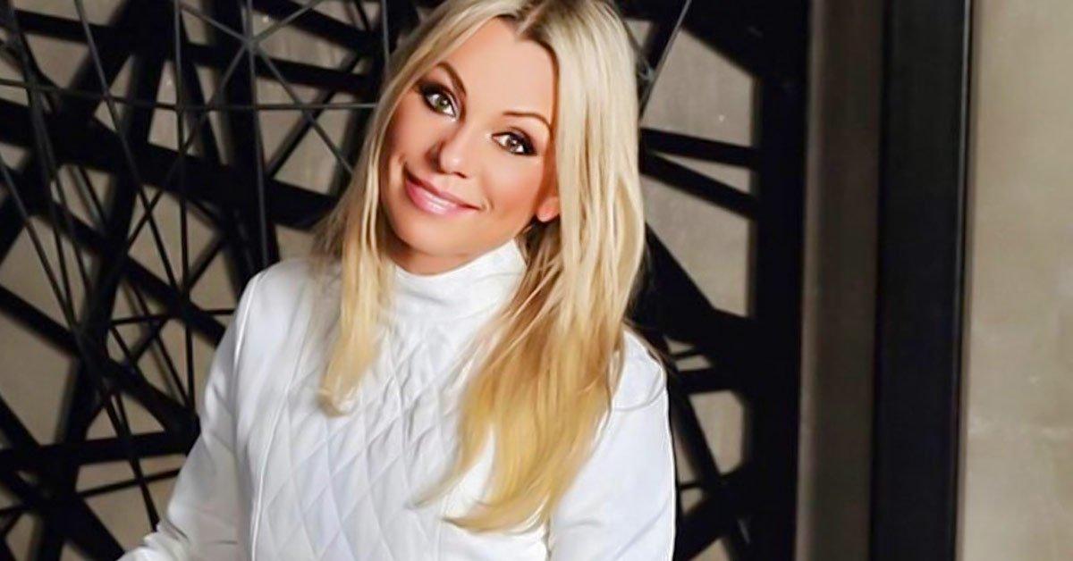 Ирина Салтыкова о бывшем муже