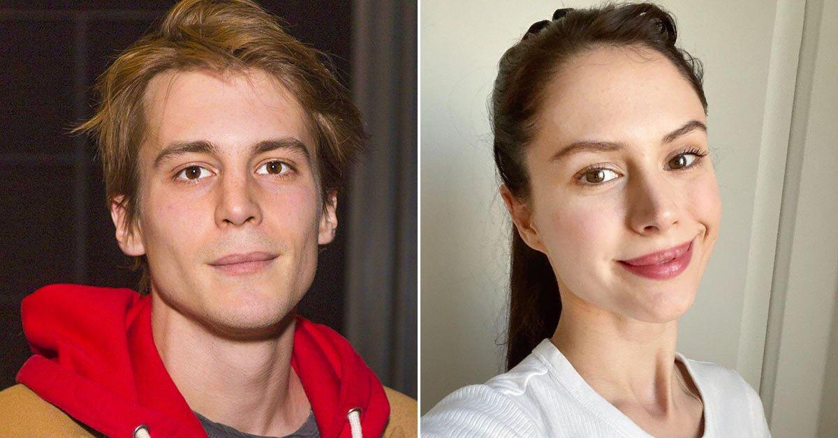 Иван Янковский и Диана Пожарская