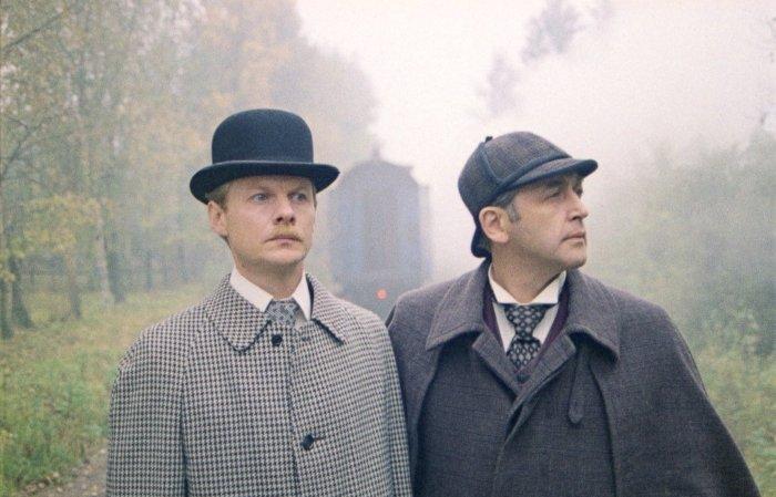Что осталось за кадром «Приключений Шерлока Холмса и доктора Ватсона»