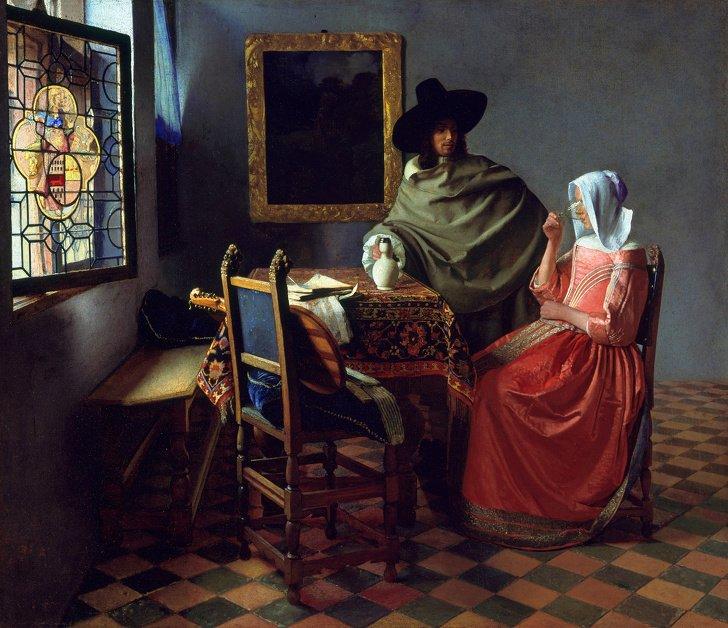 Что скрывают картины Яна Вермеера