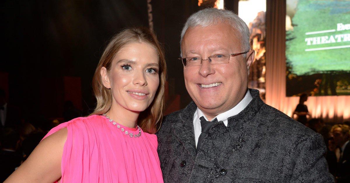 Лебедев и Перминова стали родителями в четвертый раз
