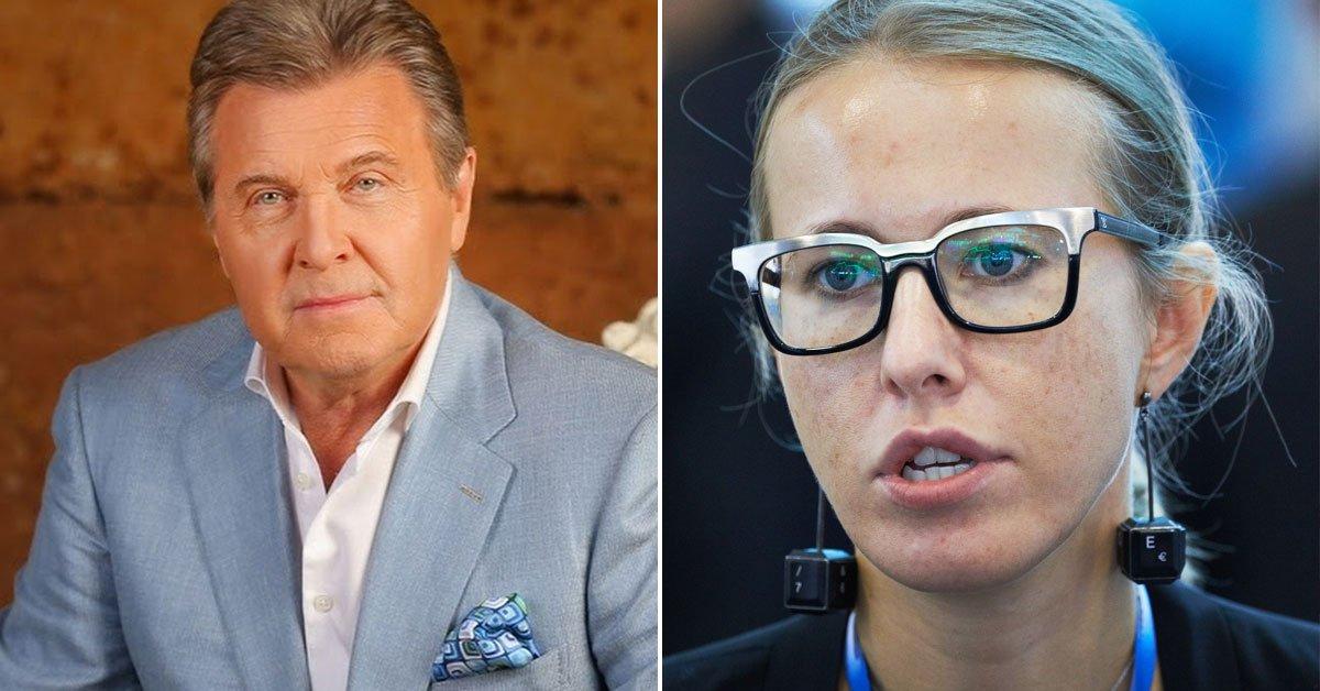 лещенко ответил собчак