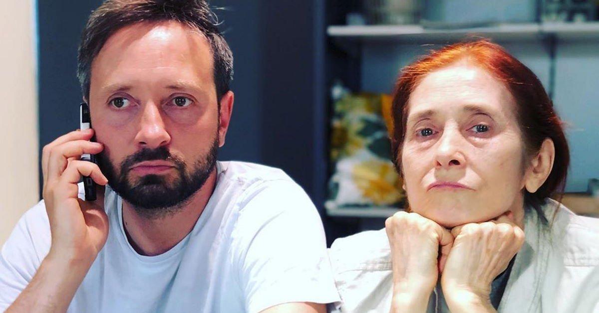 Наталья Коляканова и Даниил Белых