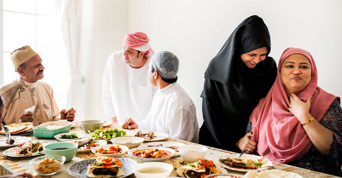 Нюансы арабских празднований