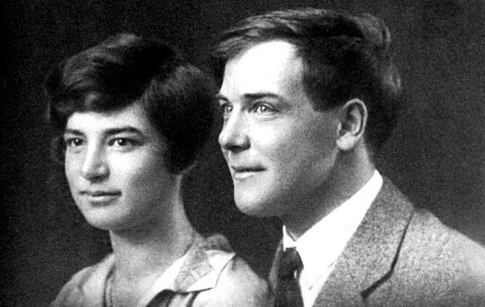 Петр Капица и его Крыся: гений-физик не мог жить и дышать без супруги Анны