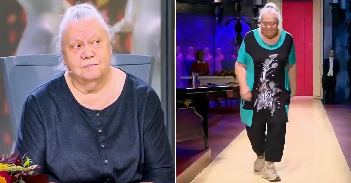 Дочь Галины Стахановой привела ее на «Модный приговор»