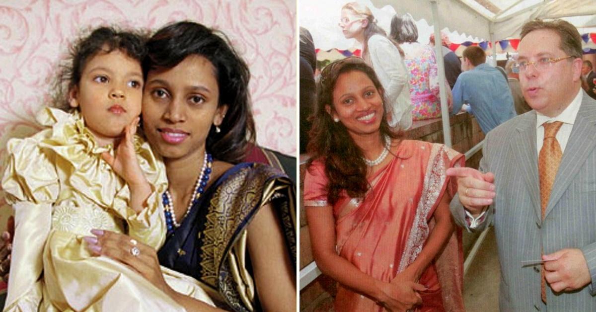 Как принцесса Шри-Ланки сбежала со свадьбы к русскому бизнесмену