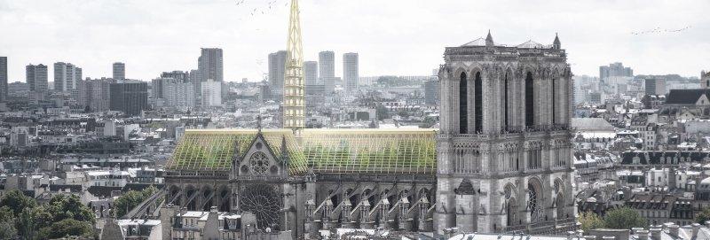 Топ-10 проектов реконструкции Нотр-Дам-де-Пари