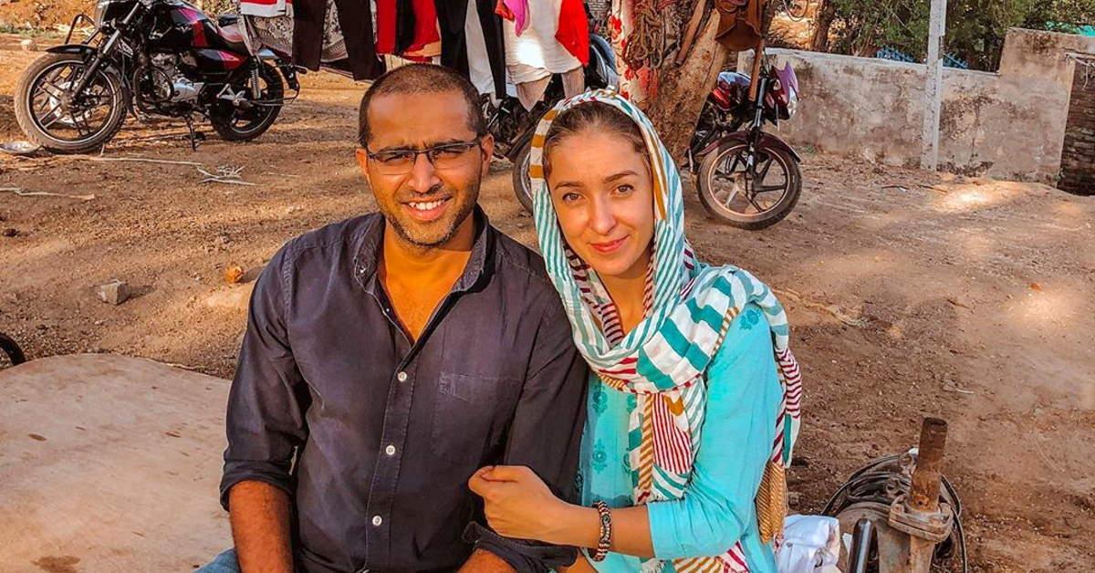 россиянка вышла замуж за индийца
