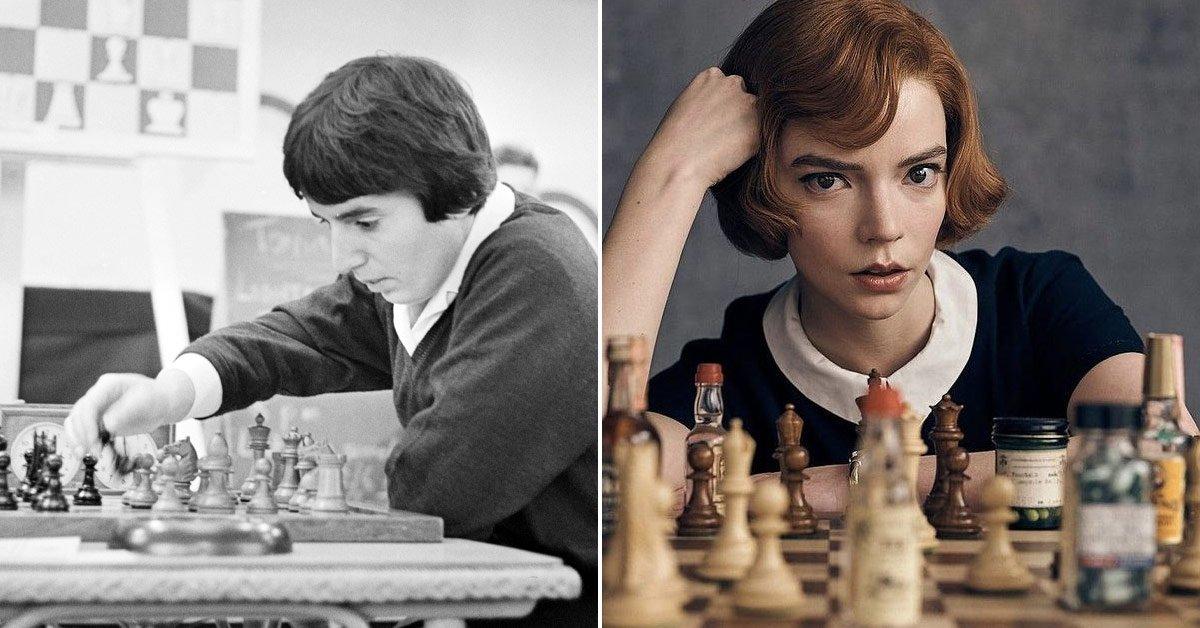 шахматистка судится с netflix