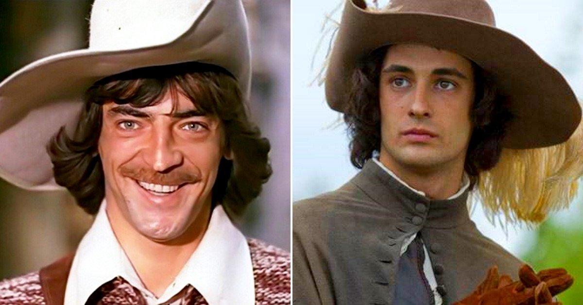 сравнение актеров
