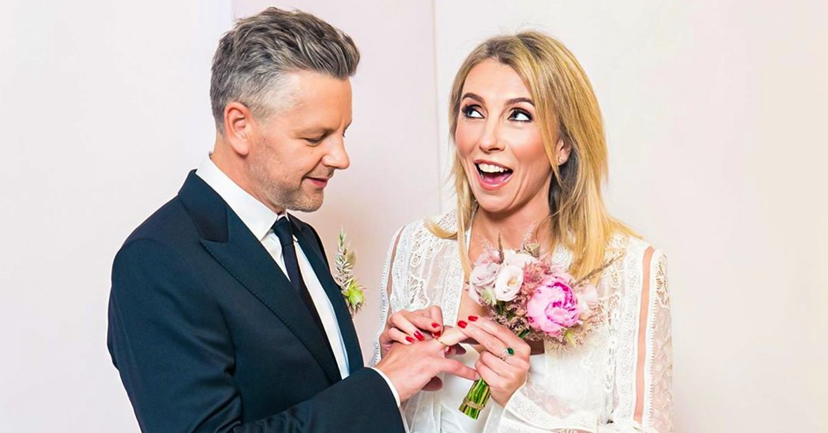 свадьба светланы бондарчук