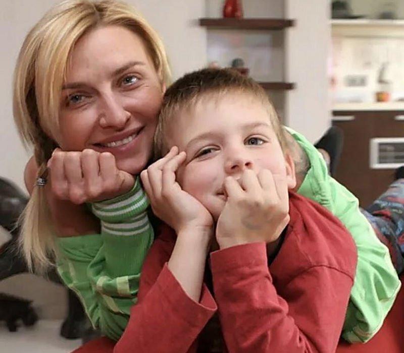 Приемный сын Татьяны Овсиенко