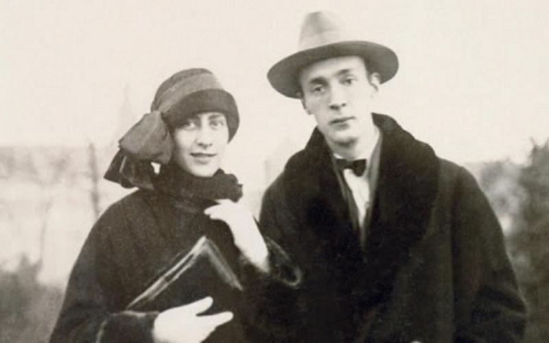 Владимир Набоков и любовь всей его жизни. Письма гения к жене