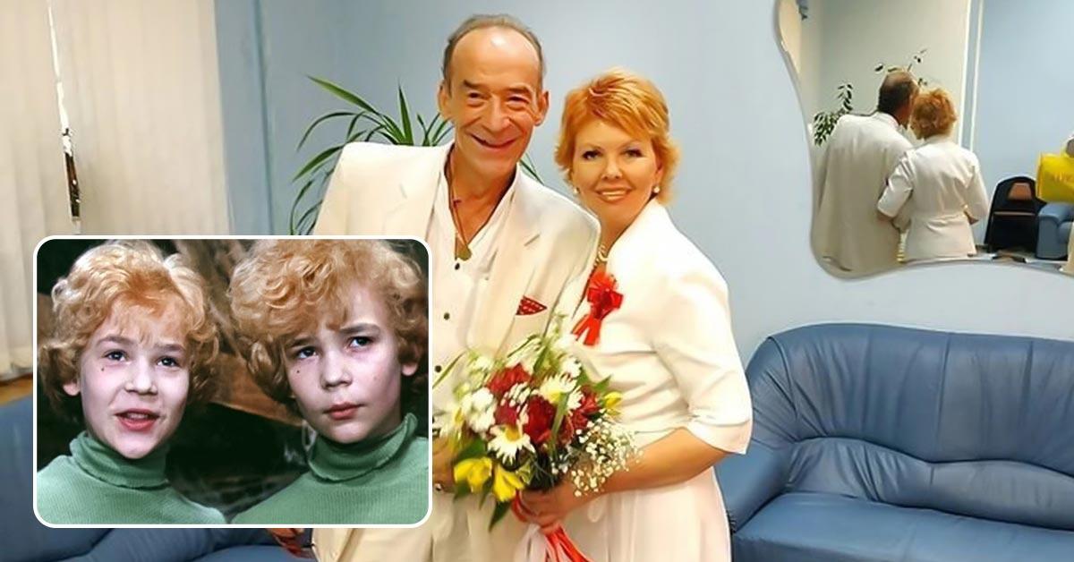 владимир торсуев женился