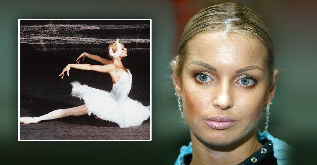 Волочкова и балет