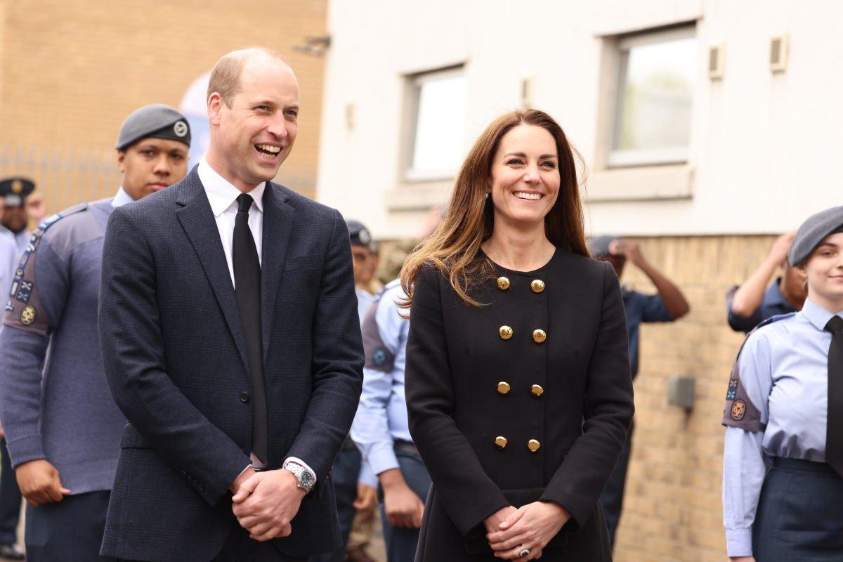 Чем удивил первый выход герцогов Кембриджских после похорон принца Филиппа