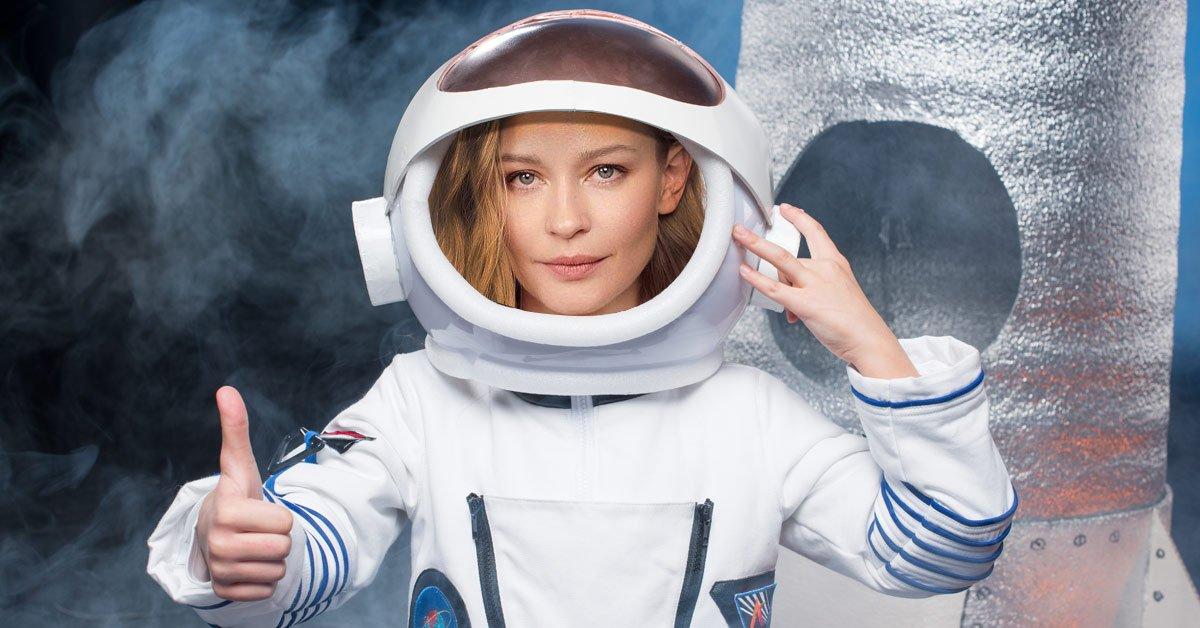 Юлия Пересильд отправится на МКС