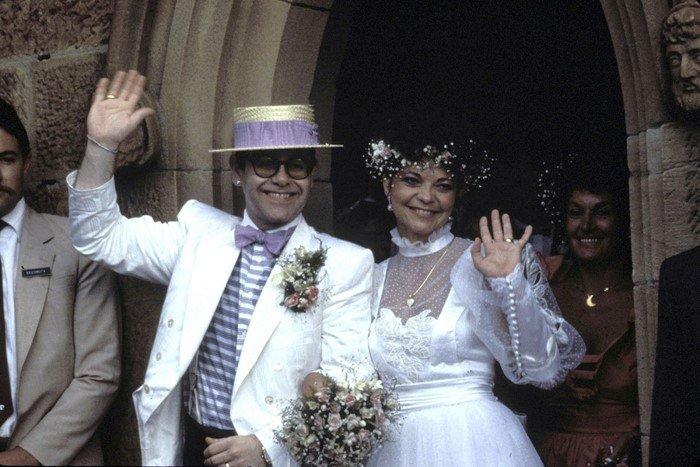 Первая жена Элтона Джона: вот кем она была и что с ней сейчас