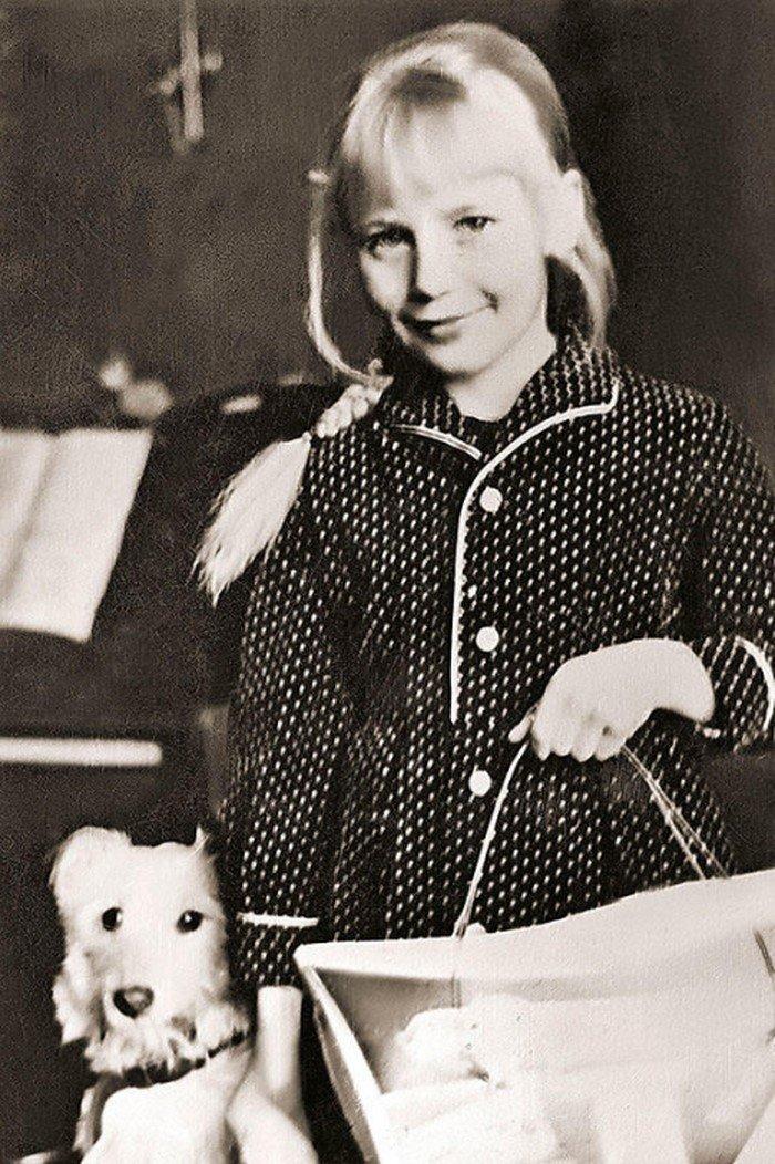 Ирина Пуртова — вторая Марина Влади Высоцкого и третья жена Арамиса